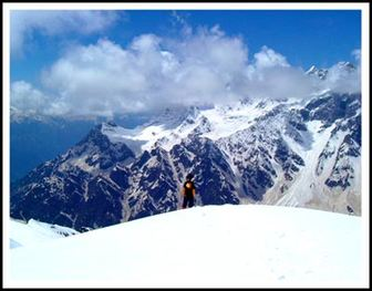 Trek and mountaineering expedition to Mt Shetidhar